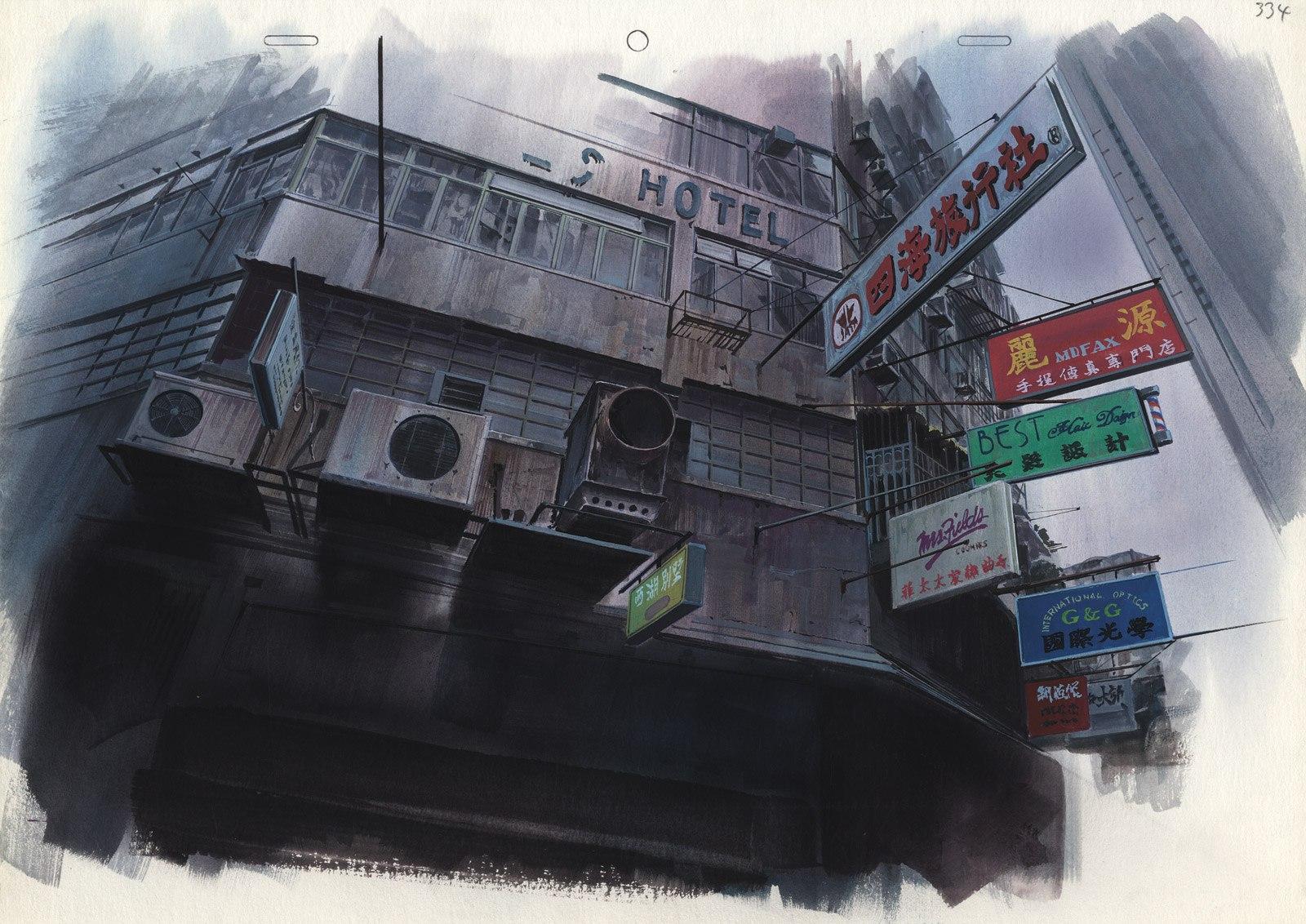 искусство  аниме  Аниме как искусство и лучшее средство для побега от...