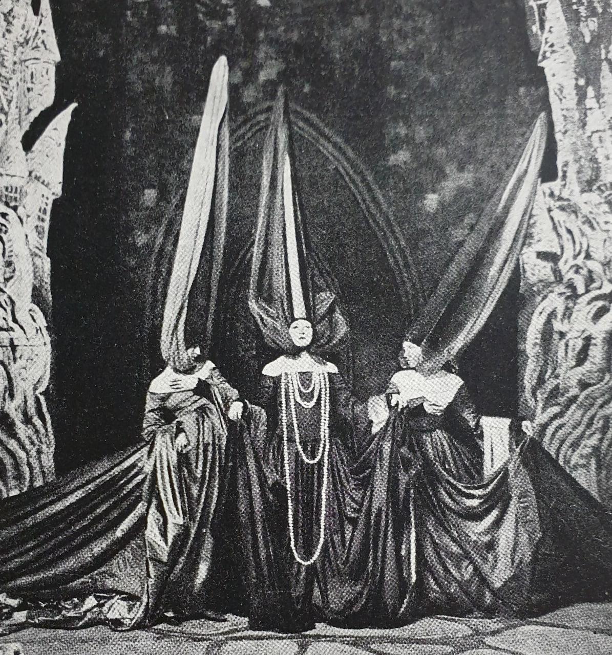 «Балет «Тилль Эйленшпигель», поставленный нашим Нижинским в Нью-Йорке...