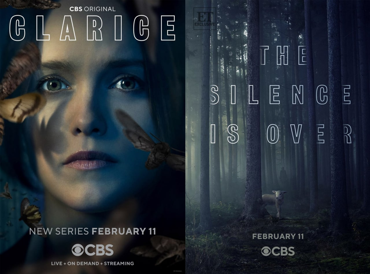 «Кларисса» / Clarice  Вчера на SBC стартовал спин-офф про агента Клариссу...