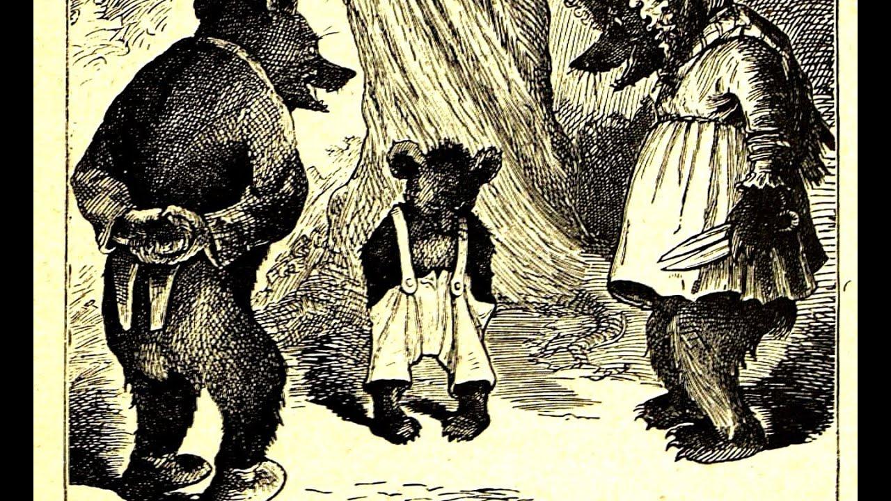 Сказка о медвежонке, который умеет держать секреты, даже в условиях мощного...