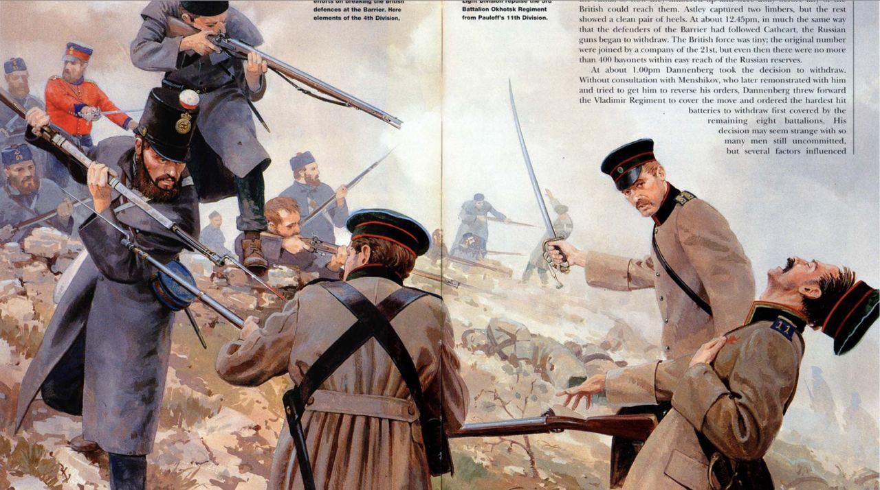 В честь 23.02 пощу иллюстрации из популярной серии военных книг Osprey, где...