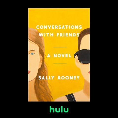 А пока я как раз читаю «Разговоры с друзьями», Hulu анонсировали каст актеров...