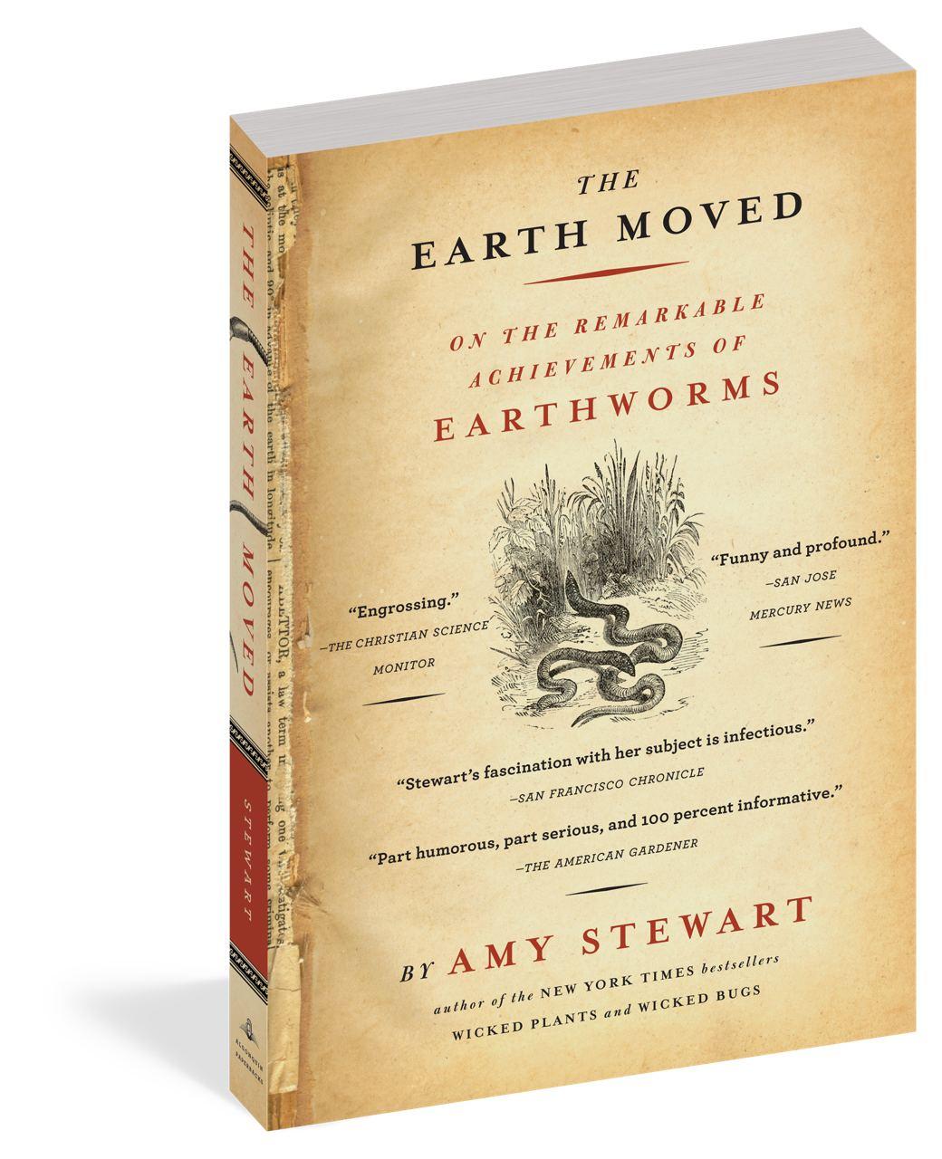 Вдохновленный книжкой «Хмельной ботаник», я решил прочесть еще одну работу Эми...