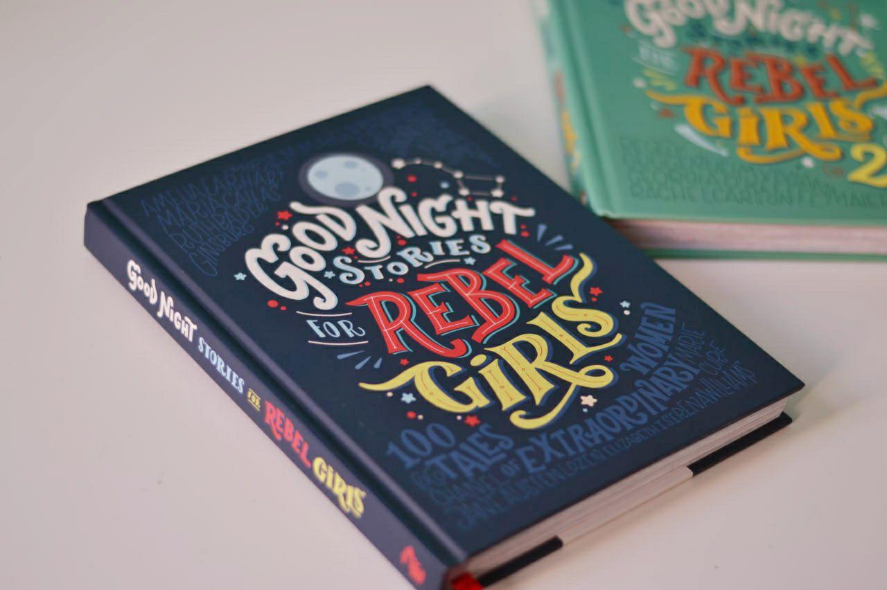 «Сказки на ночь для юных бунтарок. 100 вдохновляющих историй о невероятных...