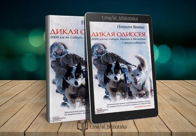  Дикая одиссея. 6 000 км по Сибири, Китаю и Монголии с моими собаками...