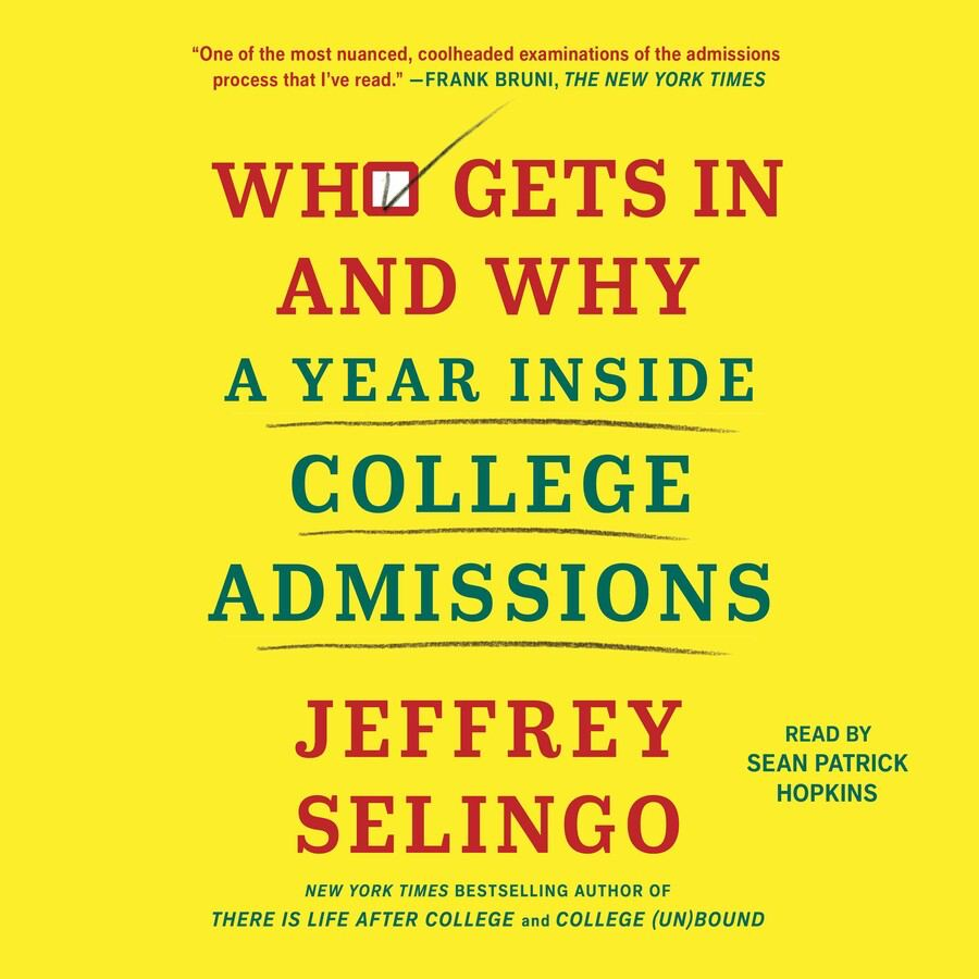 Написал о книге-исследовании: автор провел год в приёмных комиссиях 3 вузов...