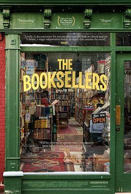 "Знакомая сказала про д/ф ""The Booksellers"" (2019) про нью-йоркских букинистов."