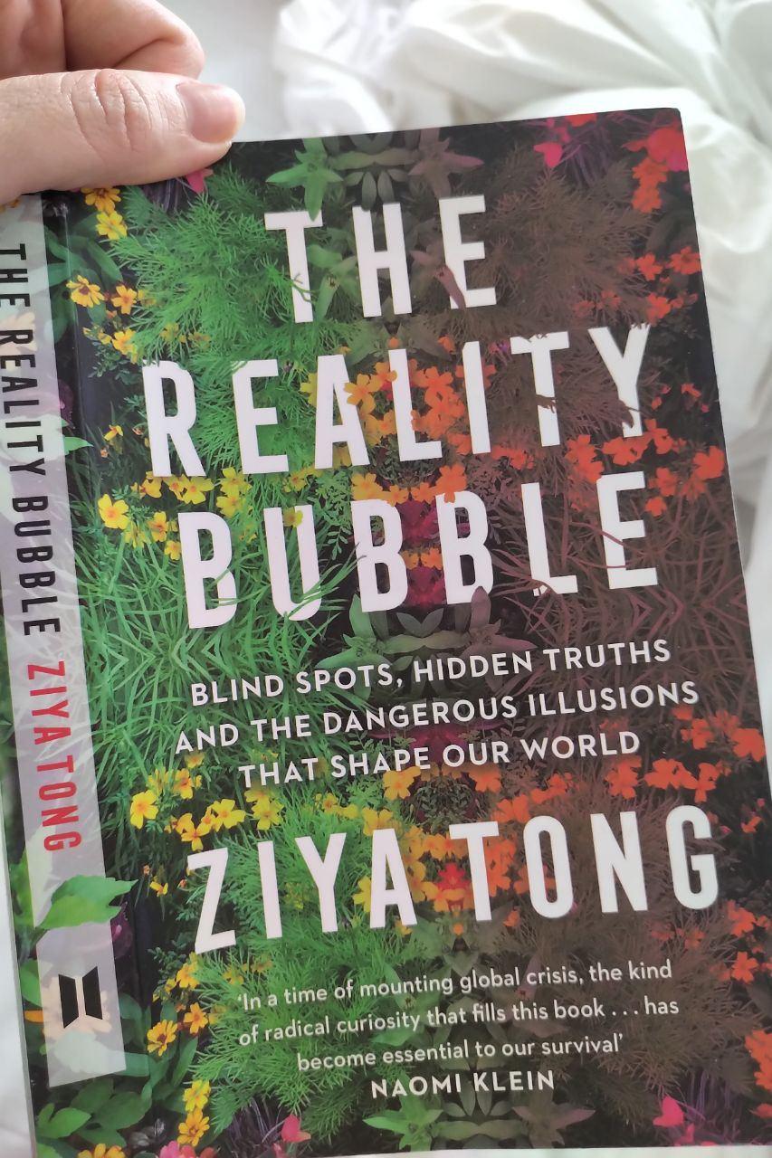 Одна из подписчиц канала столь вдохновилась цитатами из книги Зии Тонг, что...
