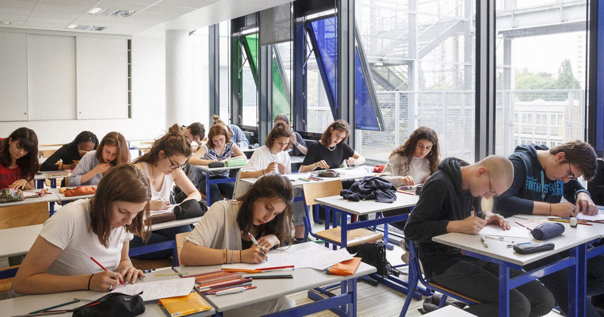 папачитает   Удивительно, но в европейских школах нет предмета