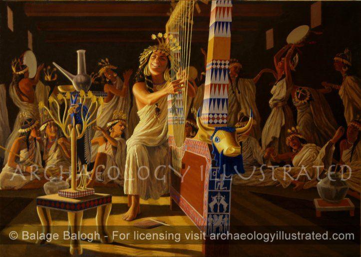 «Сексуализированное изображение женщин-музыкантов восходит к более древним...