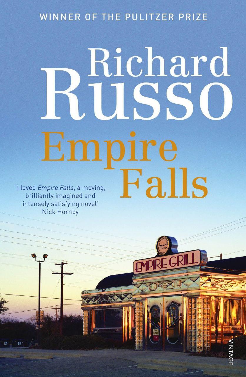 Empire Falls, Ричард Руссо  Ричард Руссо решил посягнуть на лавры Кинга и...