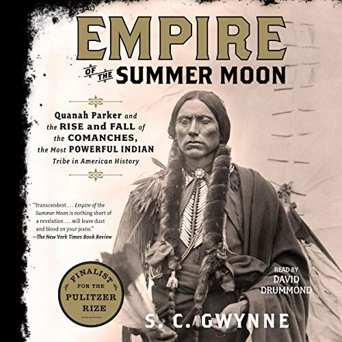 Дослушала интереснейшую книжку про индейцев команчи, и спешу поделиться с вами...