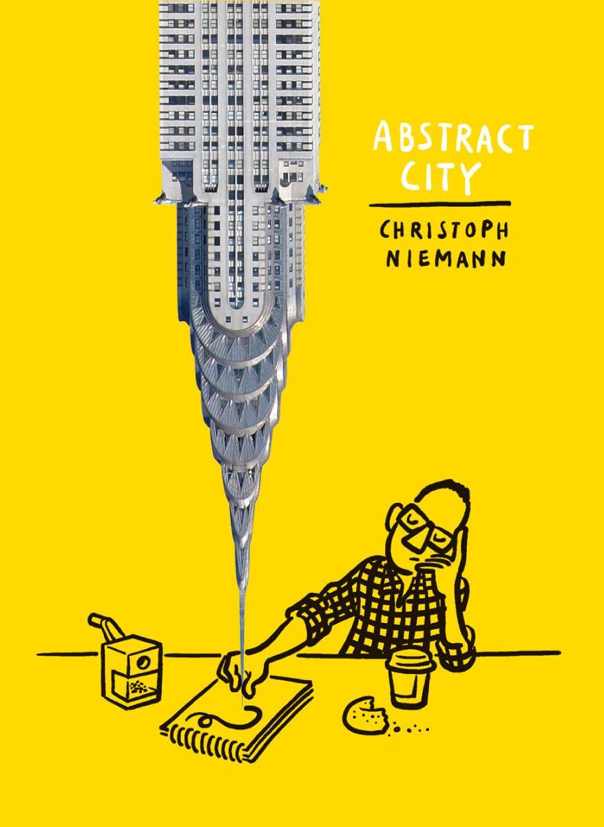 Несколько прикольных вещей из книги Abstract City Кристофа Нимана, графического...
