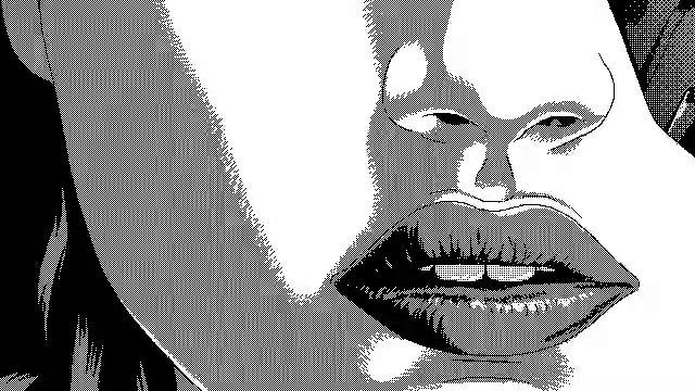Нашла еще одного художника, работающего с digital art и пикселями, как и Уно...