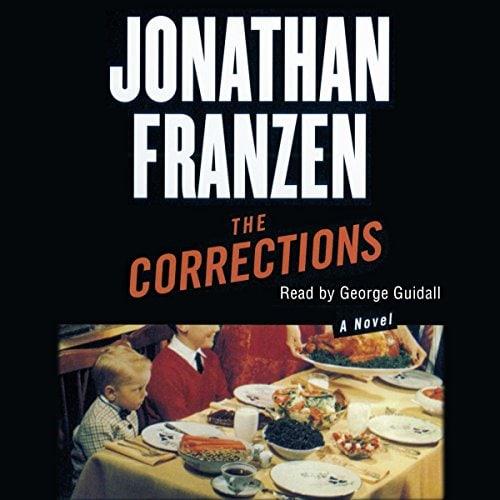 The Corrections, Джонатан Франзен Читает: George Guidall  Почему-то мне...