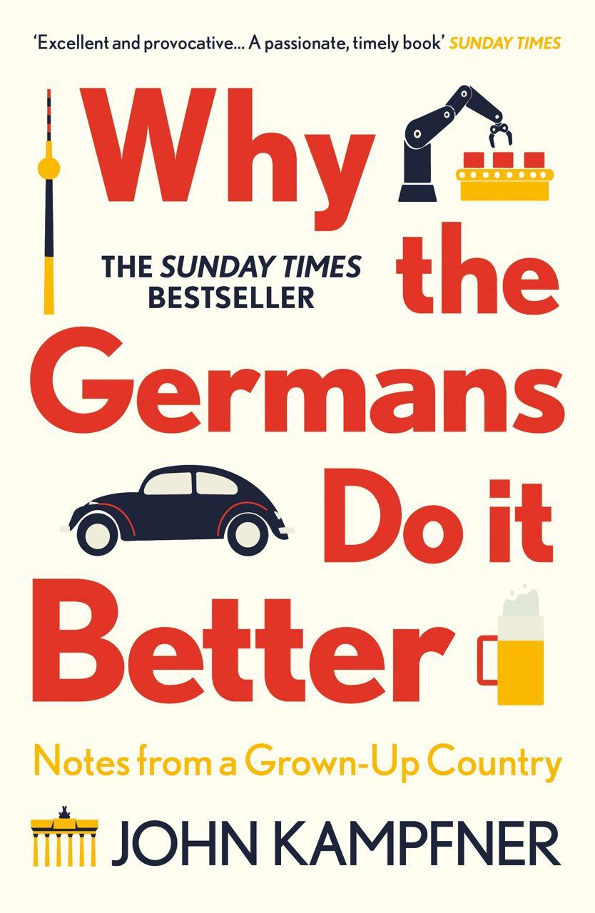 Решил почитать собравшую хорошую прессу новую книгу об Германии - Why the...