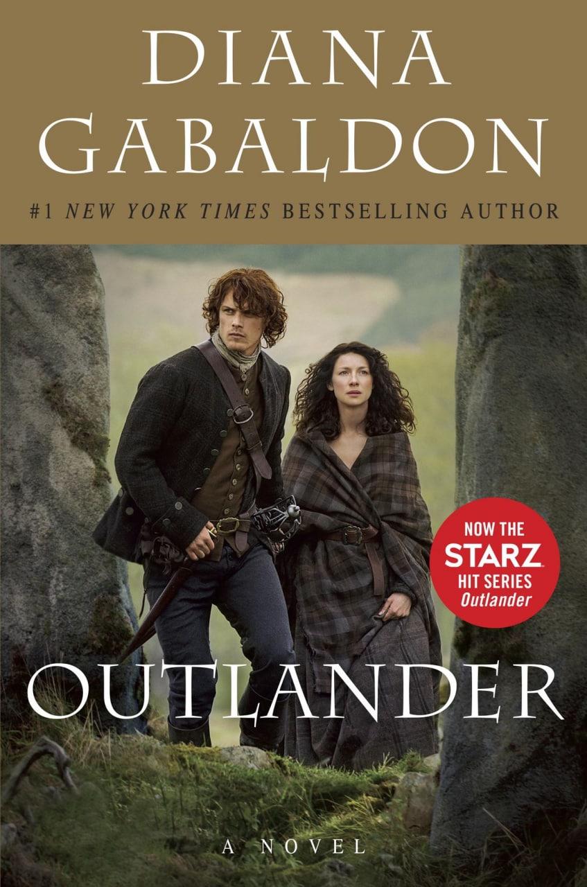 Outlander, Диана Габальдон        Читает: Давина Портер (чудеснейший голос...