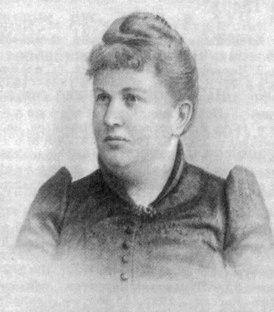 Александра Леонтьевна Бостро́м (урожд. Тургенева, по мужу Толстая; 1854, с.
