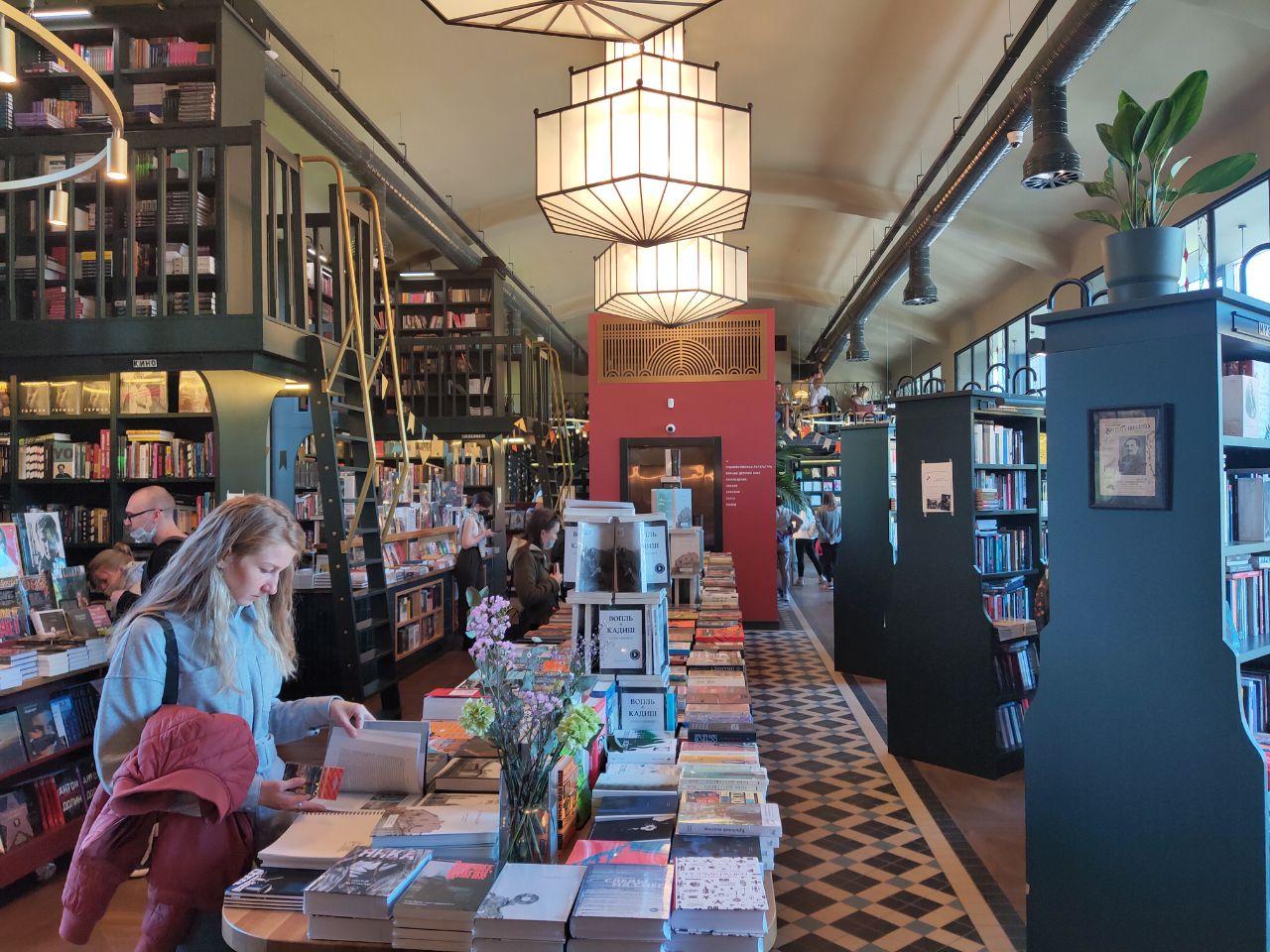 Мои выходные в Питере прошли очень полезно. 1.Увидел их Книжный салон на...