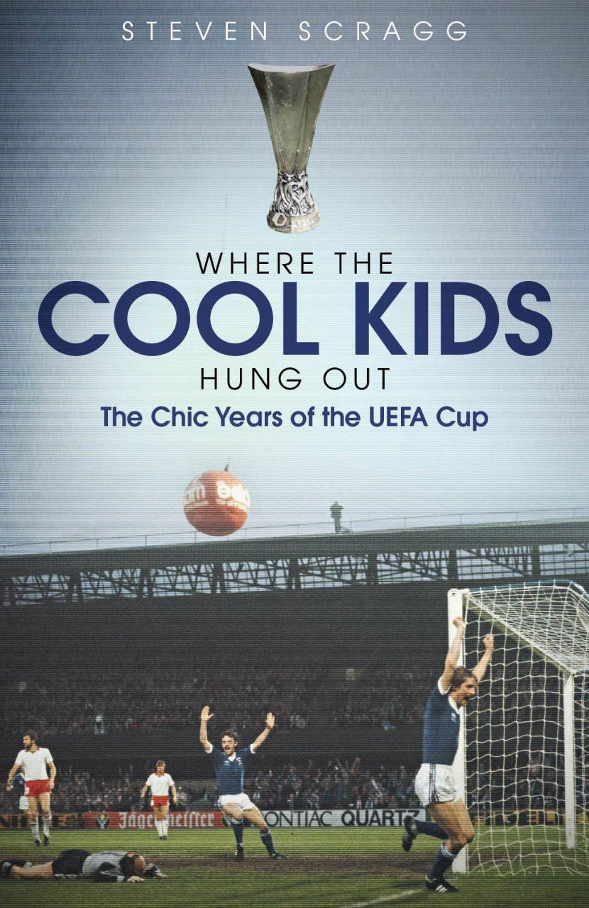 Плодовитый какой автор книги о европейском футболе - только недавно история...