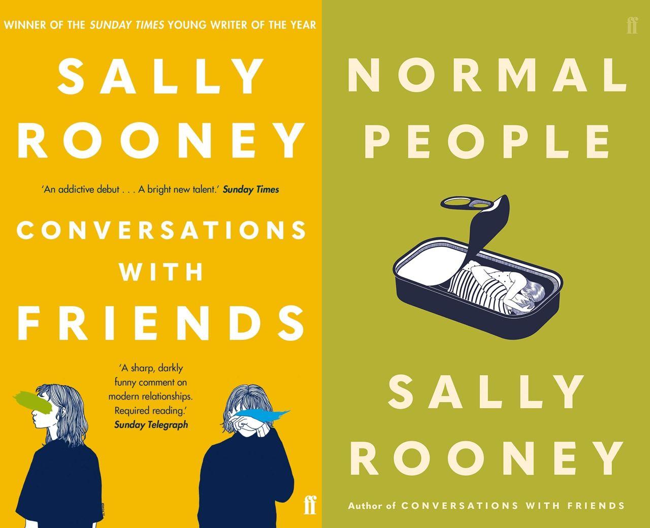 О переводах Салли Руни  Послушал выпуск подкаста 'The Dabblers' Book Club' о...