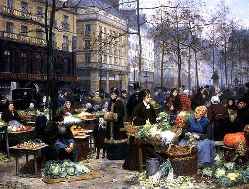 Эмиль Золя, «Чрево Парижа»  В ходе государственного переворота 2 декабря...