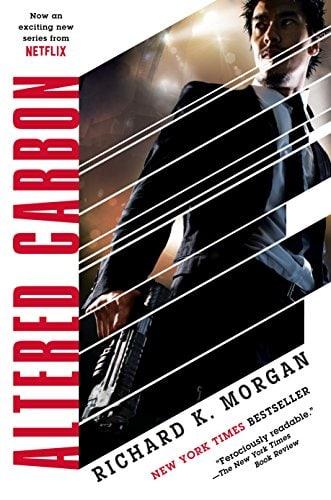 Altered Carbon,  Richard Morgan  Читает: Todd McLaren  Киберпанк с элементами...