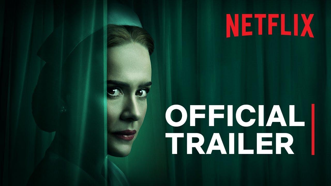 Вчера на Netflix стартовал первый сезон нового сериала «Сестра Рэтчед» /...