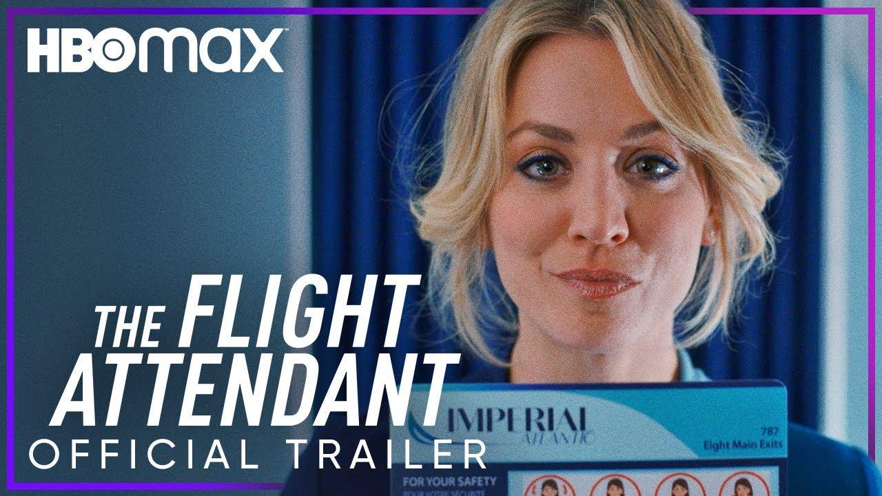 The Flight Attendant / «Стюардесса»  Сегодня на HBO Max вышел новый сериал...