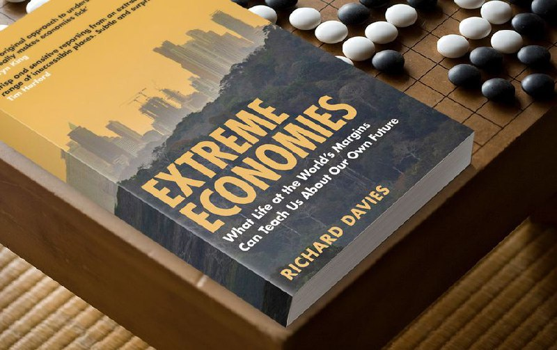 Написал в Forbes про интересную книгу - Extreme Economies: Survival, Failure...