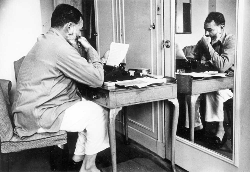 Вчера весь мир отмечал день рождения Эрнеста Хемингуэя. А значит и у нас тоже...
