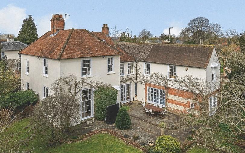 В городе Уоллингфорд выставили на продажу Винтербрук-хаус — дом Агаты Кристи, в...