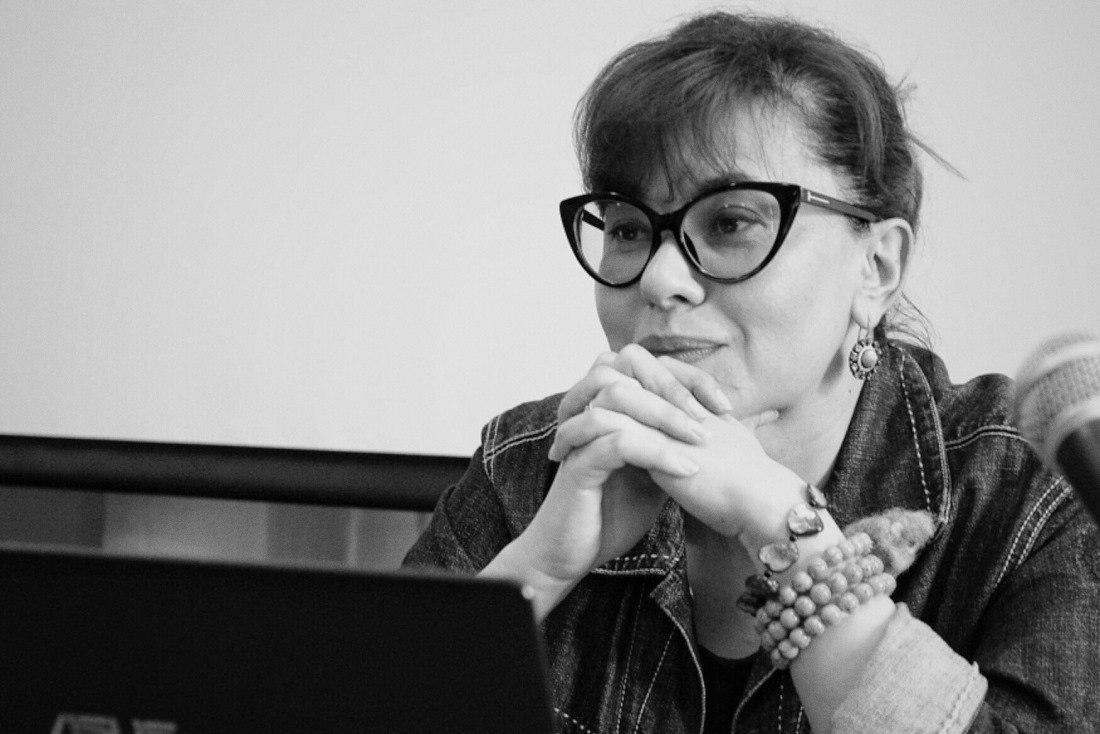 Сегодня в 19:00 — встреча с Мариной Степновой в рамках цикла «Книжный...