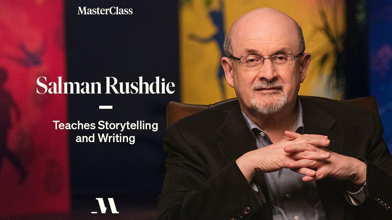 Я не случайно спрашивал о Салмане Рушди. Впервые за 50 лет карьеры Лауреат...