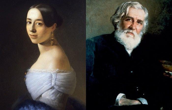 ️ Иван Тургенев и Полина Виардо  И у Тургенева была своя муза...