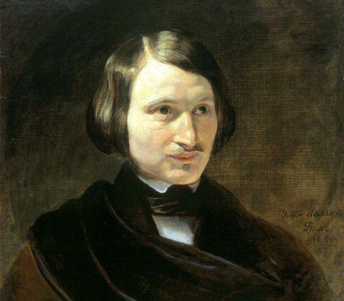  Нос Гоголя  Существует множество предположений относительно того, как...