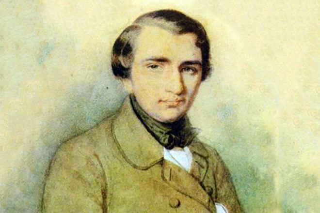  Единственный сын у матери  Утром 15 мая 1838 года девятнадцатилетний Иван...