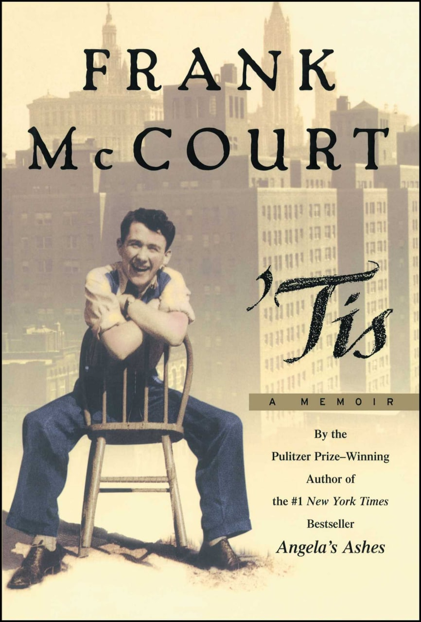 'Tis, Frank McCourt (на русский книга не переводилась)  Почти год спустя...
