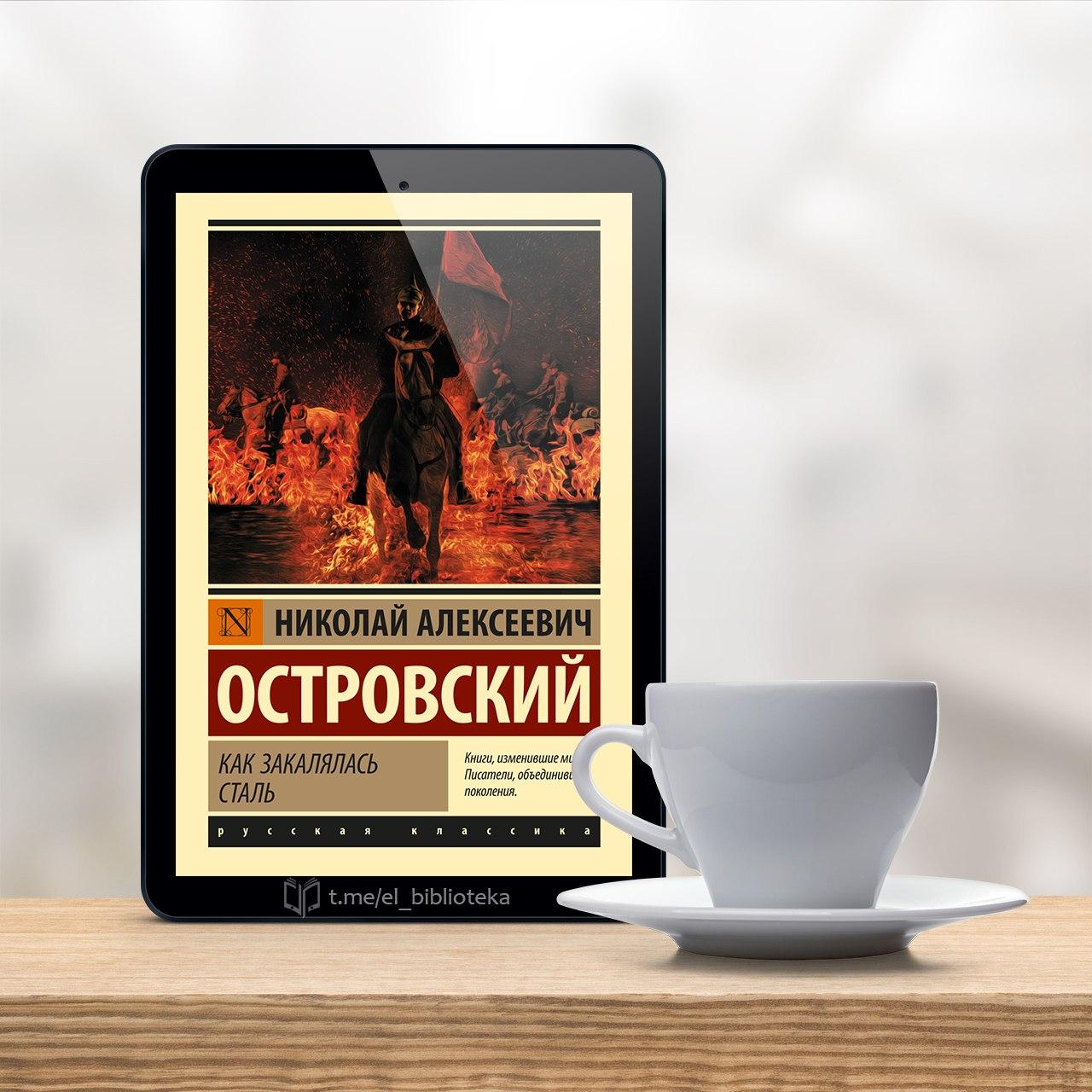  Как закалялась сталь  Автор:  Островский_Николай  Год издания: 2018...