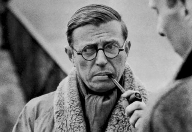  Жан-Поль Сартр и… крабы  Допускаю, что при чтении Сартра многие задаются...