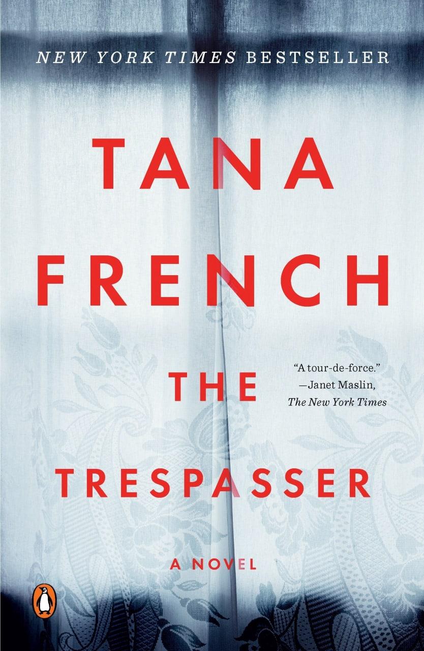 The Tresspasser by Tana French      Тень за спиной  У цикла