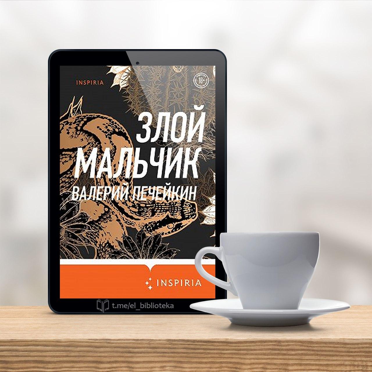  Злой мальчик  Автор:  Печейкин_Валерий  Год издания: 2020  Серия «Loft.