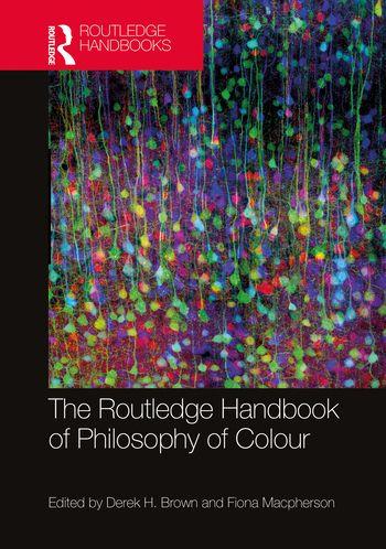 """""""Рутледжскаяхрестоматия по философии цвета"""" - ни больше ни меньше. Вот это..."""
