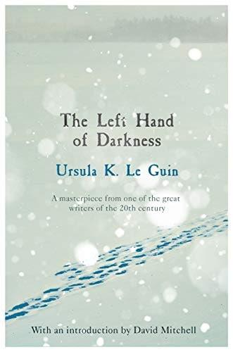 The left hand of darkness, Ursula Le Guin       Левая рука тьмы, Урсула Ле...