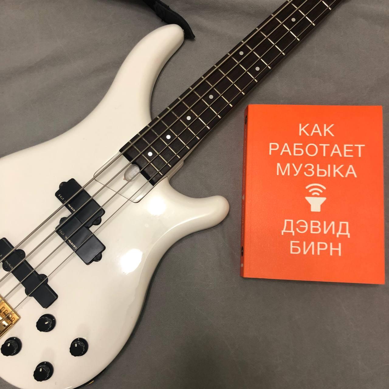 Недавно в интервью одного музыканта услышала рекомендацию книги «Как работает...