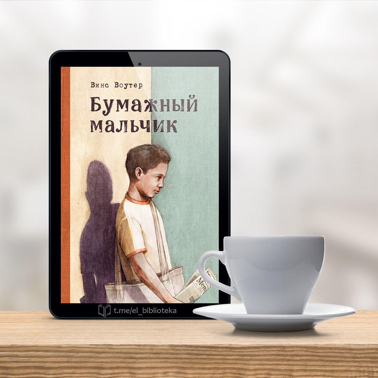  Бумажный мальчик  Авторы:  Воутер_Винс  Год издания: 2021  Серия:...