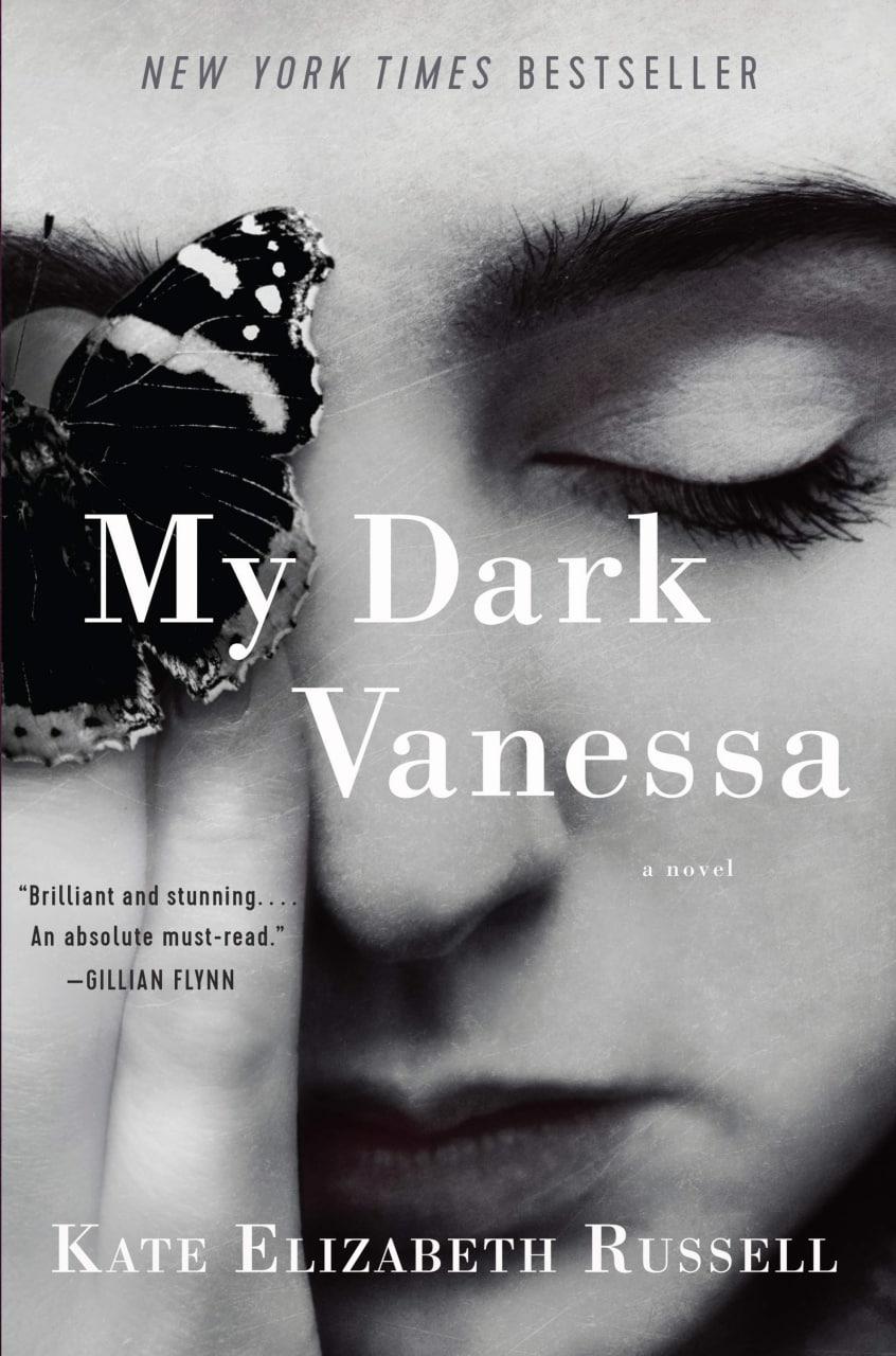 My dark Vanessa, Elizabeth Kate Russell       Моя Ванесса, Элизабет Кейт...