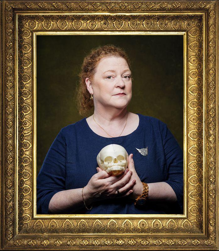 Книга антрополога и судмедэксперта Сью Блэк «Записано на костях. Тайны...